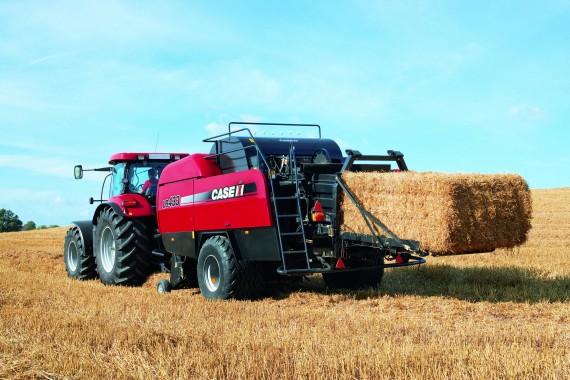 Lubricación De Maquinaria Agrícola: EMPAQUETADORAS